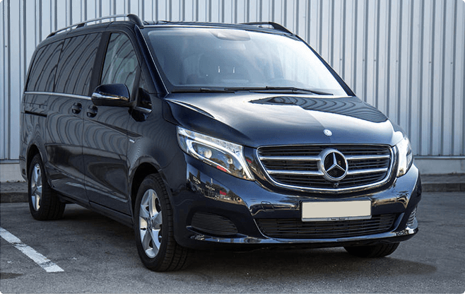Berlin Mini Buses & Vans - Mercedes Benz V-class